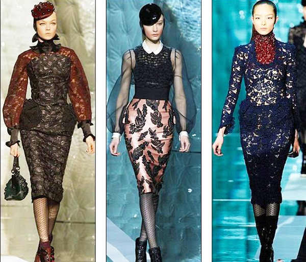 March Jacobs Women's Fall Fashion Trends by Nazmiyal