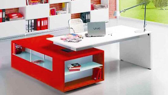 Modern Executive or Home Office Desk Design Nazmiyal