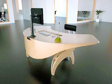 Modern Wood Office Design Design Nazmiyal