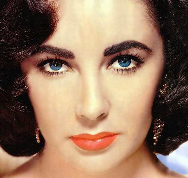Picture of The Iconic Elizabeth Taylor Nazmiyal