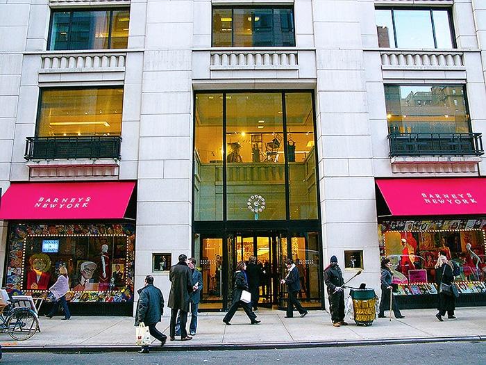 Serious Shopping At Barney's New York City - Nazmiyal