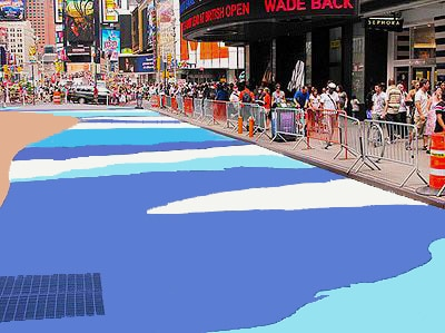 Time Square New York City - Namiyal