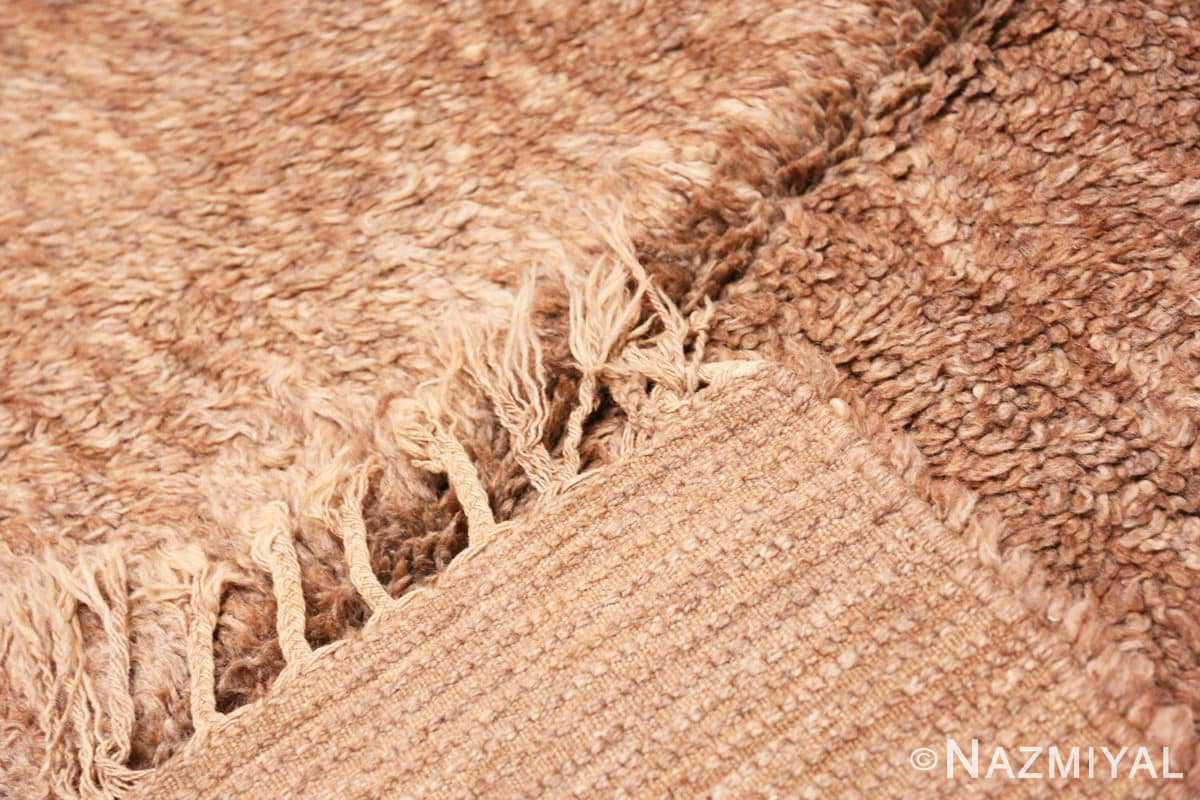 Back detail Moroccan rug 45426 by Nazmiyal