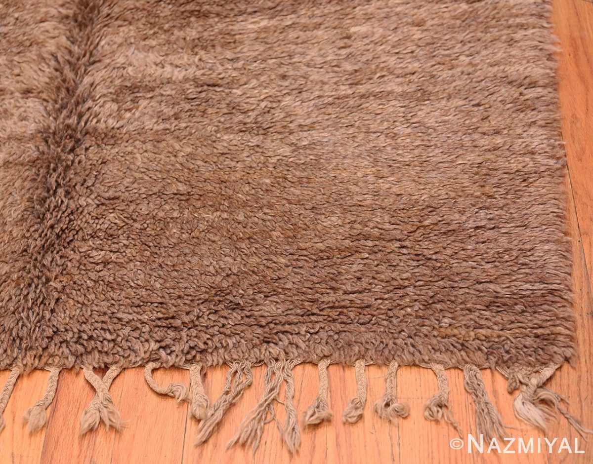 Corner Moroccan rug 45426 by Nazmiyal