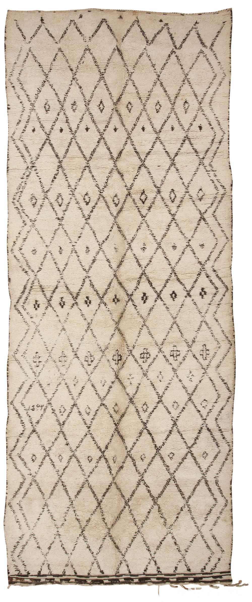 Moroccan Carpet 45326 Detail/Large View