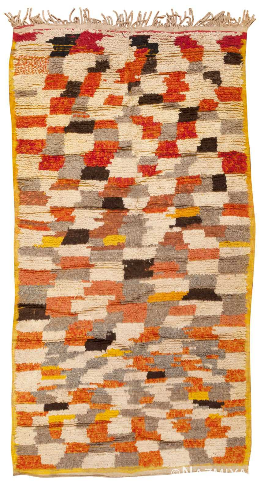 Moroccan Rug 45350 Detail/Large View