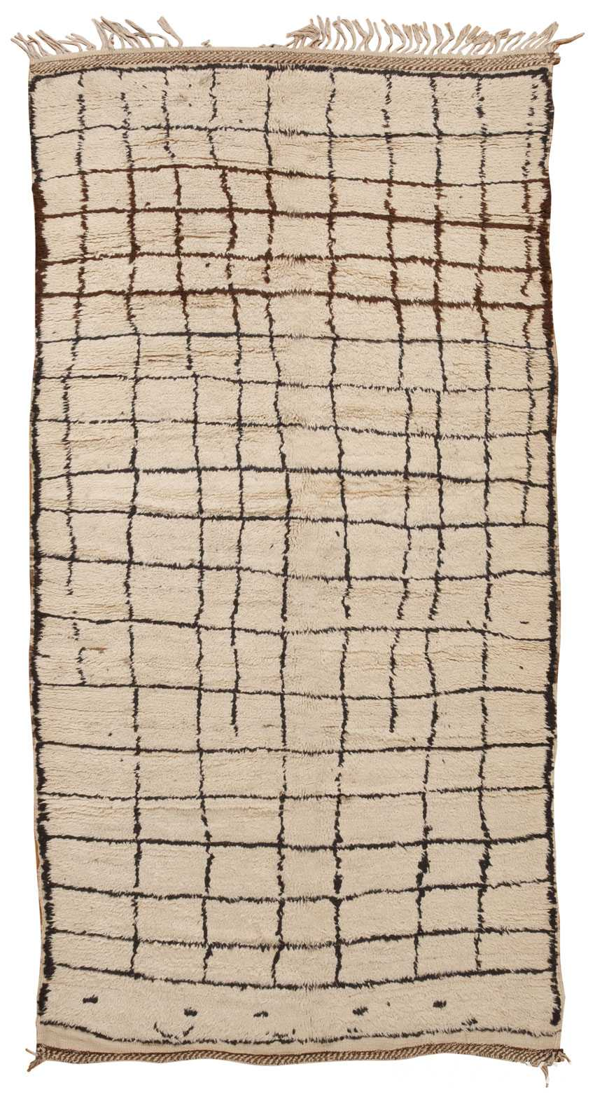 Moroccan Carpet 45358 Detail/Large View