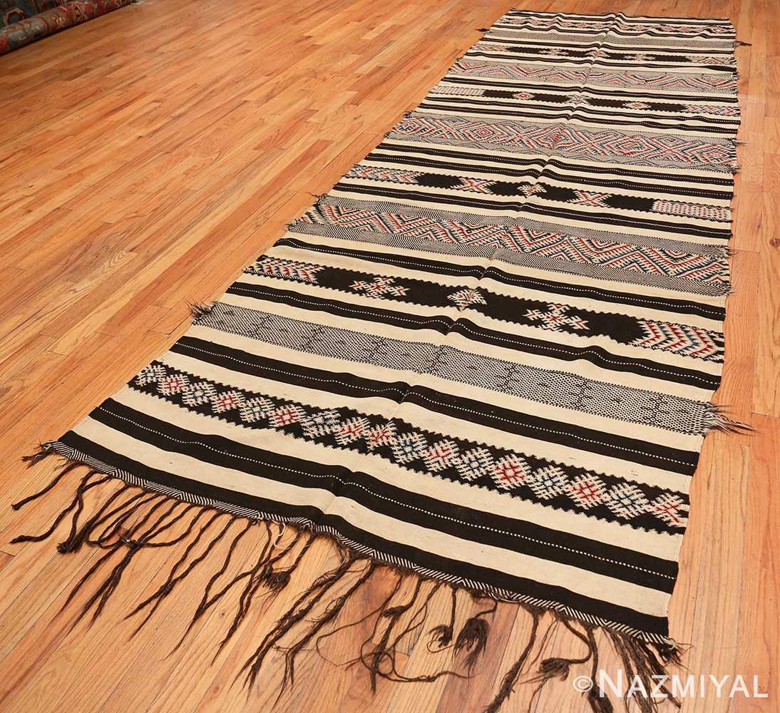 Full Vintage Moroccan Kilim 45379 Nazmiyal
