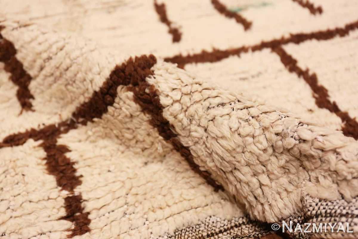 Pile Small Vintage Moroccan rug 45418 by Nazmiyal