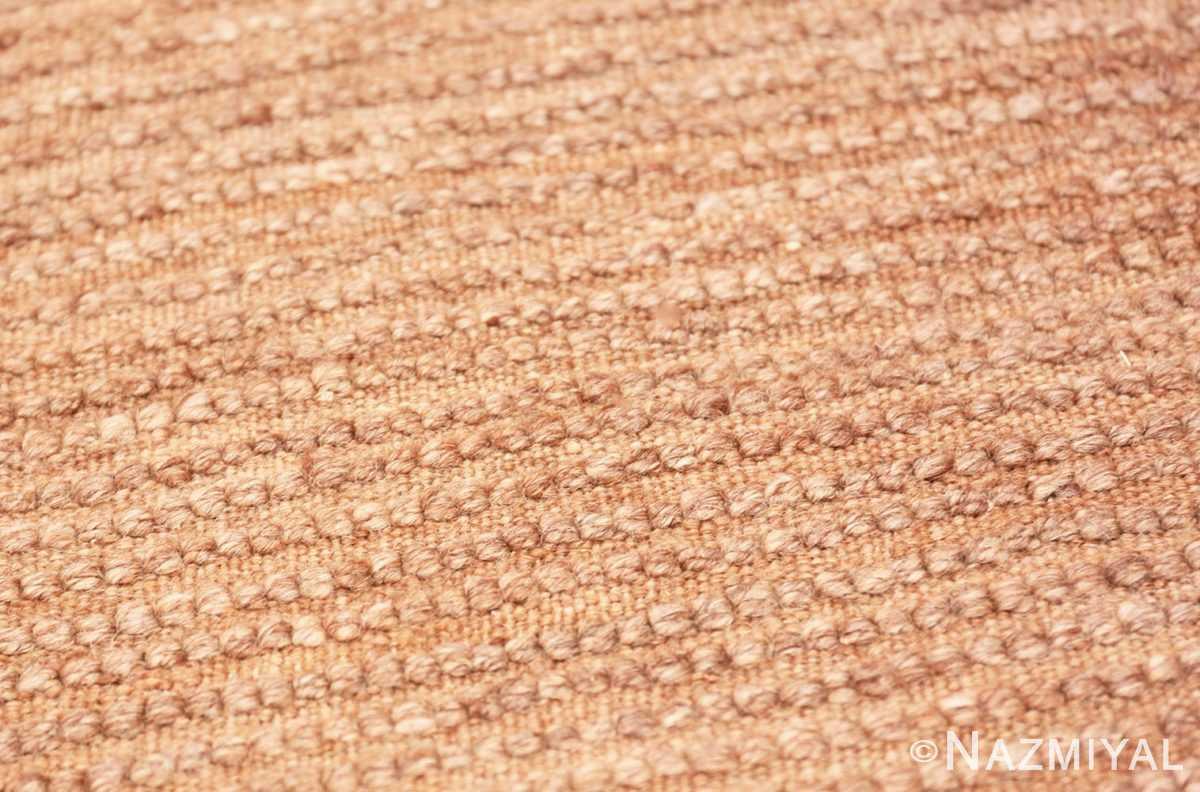 Weave detail Moroccan rug 45426 by Nazmiyal