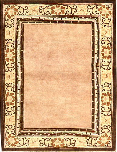 Antique Chinese Rug 42739