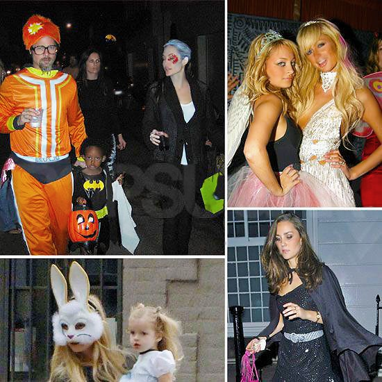 Celebrities In Halloween Costumes - Nazmiyal