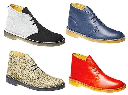 Clark's Desert Men's Boots Nazmiyal