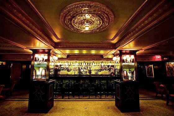 The Jane Hotel Ballroom Bar NYC Nazmiyal