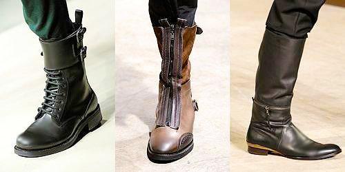 Men's Boots Fashion Fall Nazmiyal