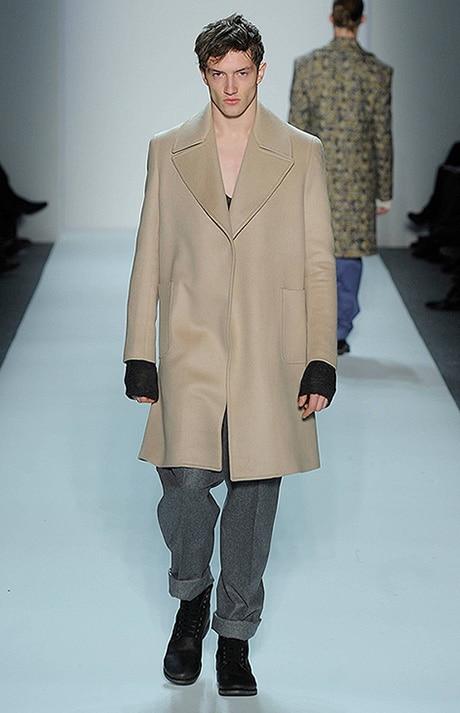 Men's Fall or Winter Camel Coat Fashion - Nazmiyal