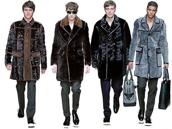 Men's Winter Fashion Trends - Coats - Nazmiyal