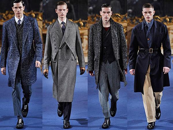 Men's Fashion Winter Coats - Nazmiyal
