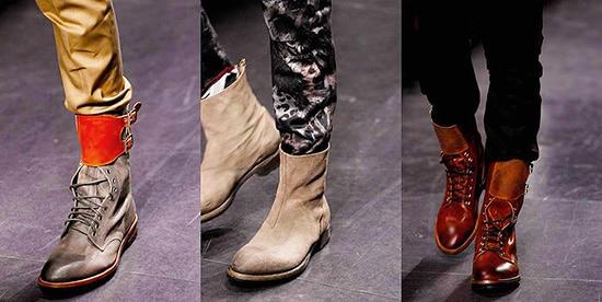 Men's Boots Fashion Nazmiyal