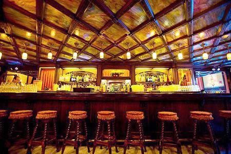 The Jane Hotel Bar NYC Nazmiyal