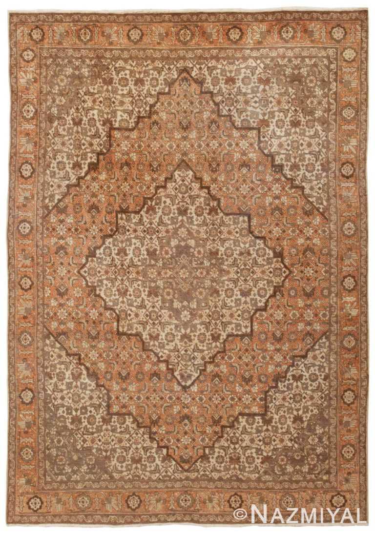 Tabriz Persian Carpet 45268 Detail/Large View