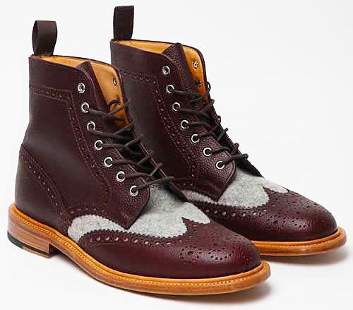 Woolrich Woolen Mills Para Men's Boots Nazmiyal