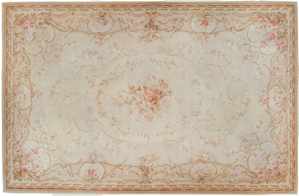 Antique French Rugs and Carpets