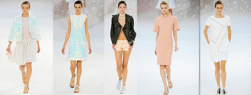 Chanel Spring Women's Fashion Collection 2012 by Nazmiyal