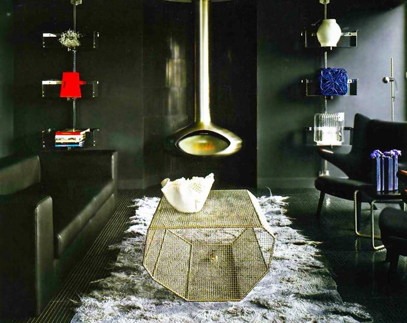 Funky Modern Living Room Interior Design Nazmiyal