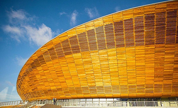 London Olympic Velodrome Nazmiyal