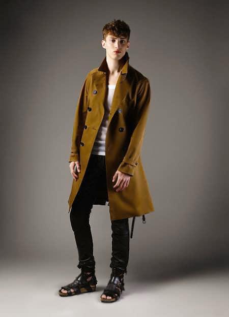Men's Fashion - Burberry Trench Coasts Nazmiyal