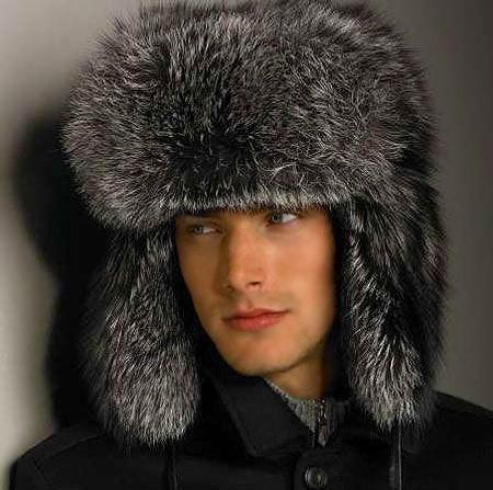 Men's Fur Hats Winter Accessories - Nazmiyal