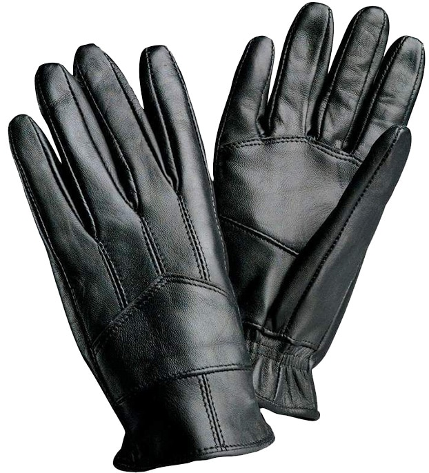 Men's Leather gloves Winter Accessories - Namziyal