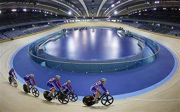Olympic Velodrome London Nazmiyal