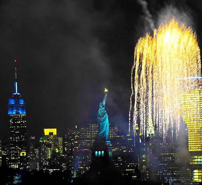 Statue of Liberty 125th Birthday Anniversary - Nazmiyal