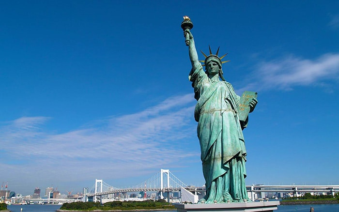 Statue of Liberty Anniversary - Nazmiyal