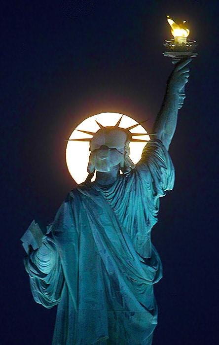Statue of Liberty Birthday Anniversary - Nazmiyal