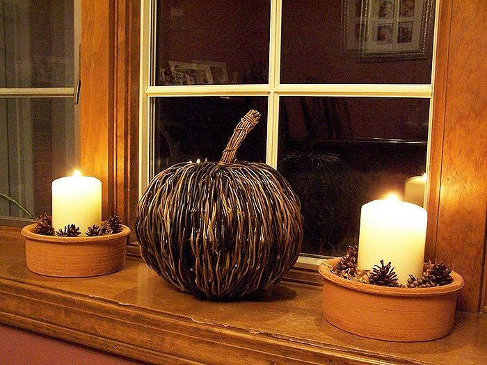 Thanksgiving Decorations - Nazmiyal