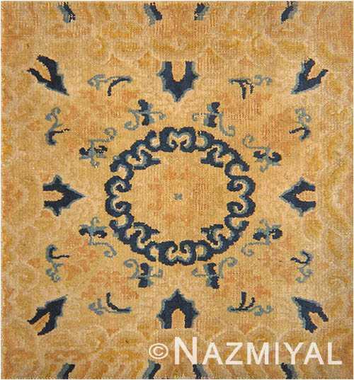 Antique Chinese Mat | 682 Detail