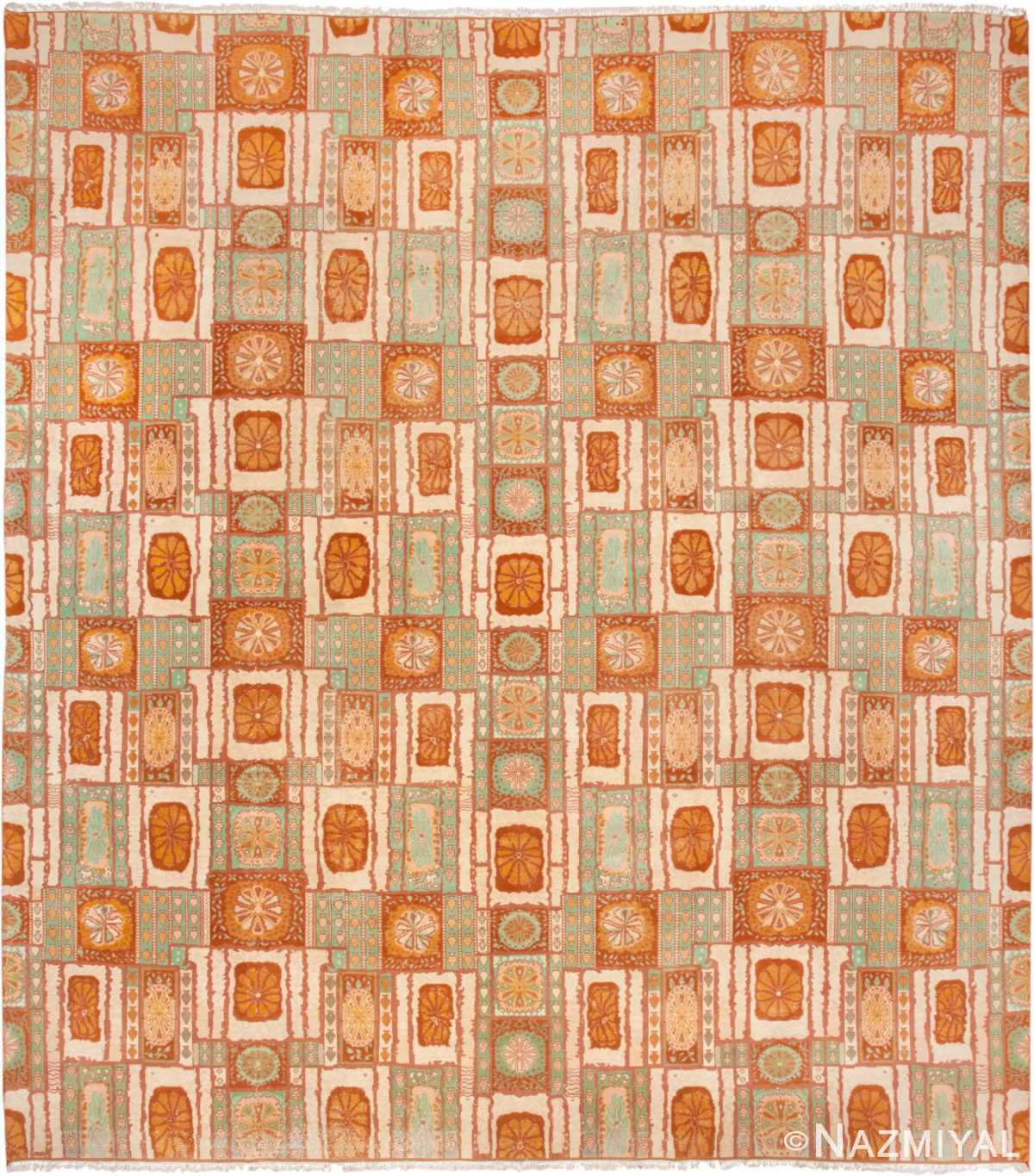 Indian Arts and Crafts Rug | 45072 Hires