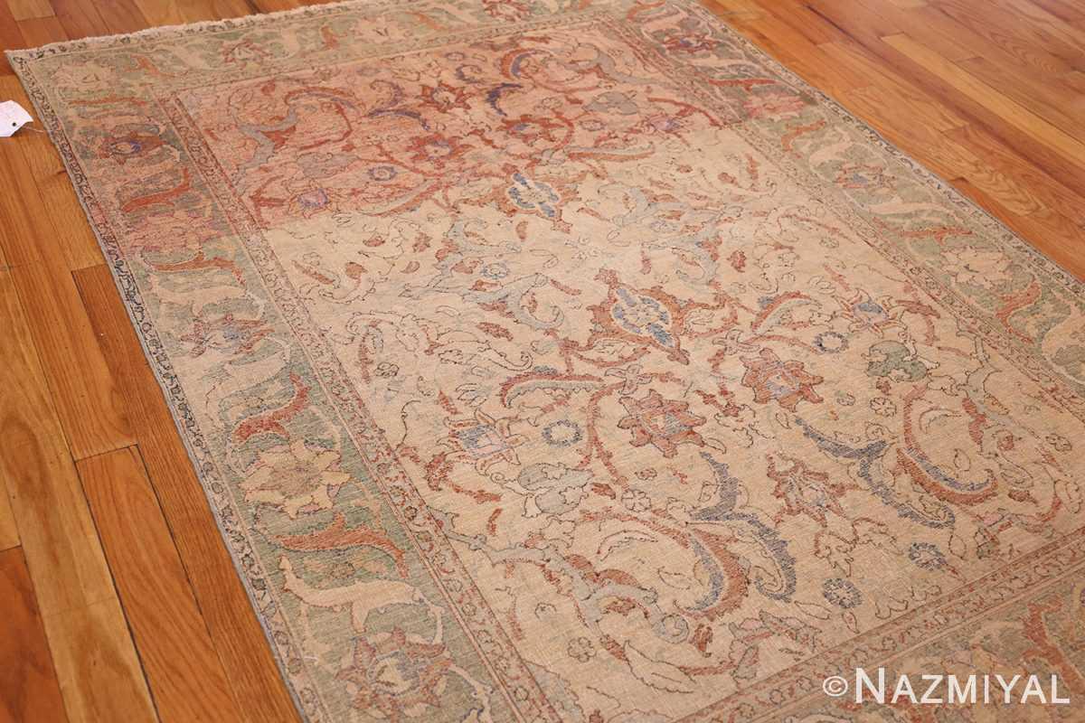 antique 17th century silk persian polonaise rug 40787 whole Nazmiyal