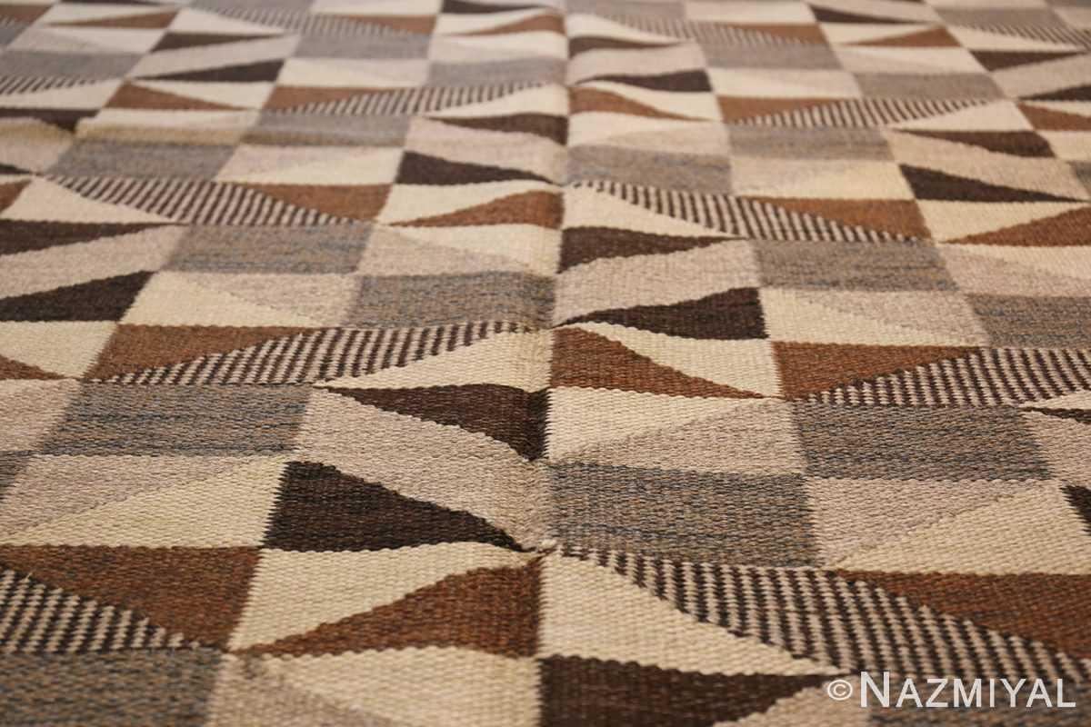 brita grahn vintage swedish rug 45522 field Nazmiyal