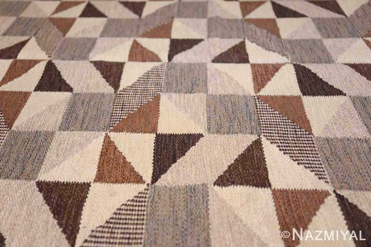brita grahn vintage swedish rug 45522 pattern Nazmiyal
