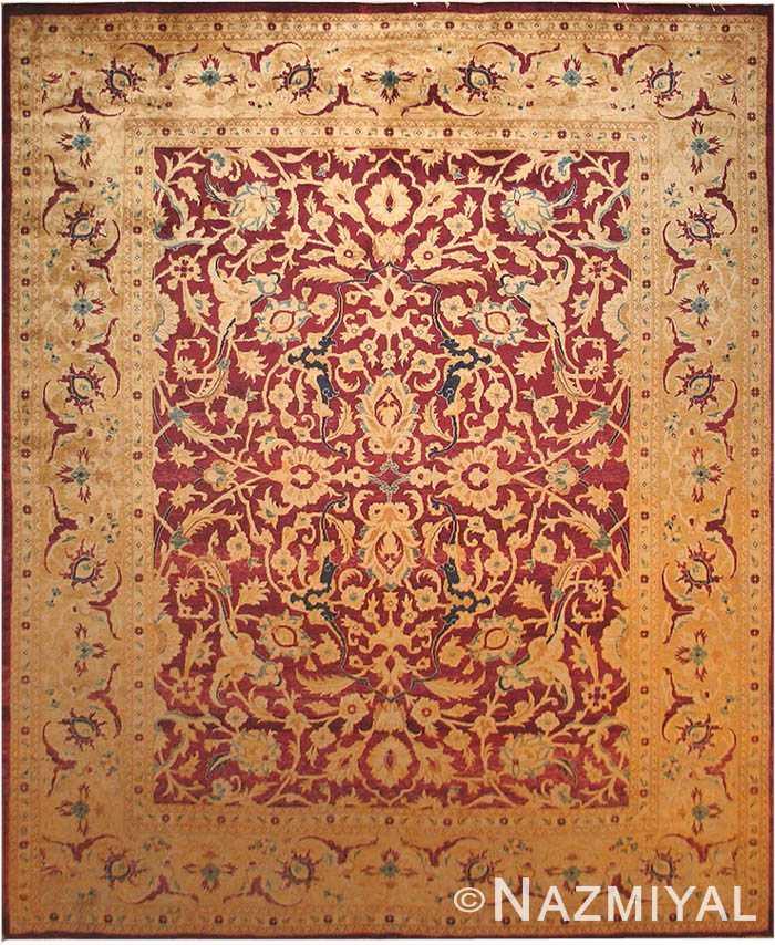 Agra Oriental Rugs 14508 Detail/Large View