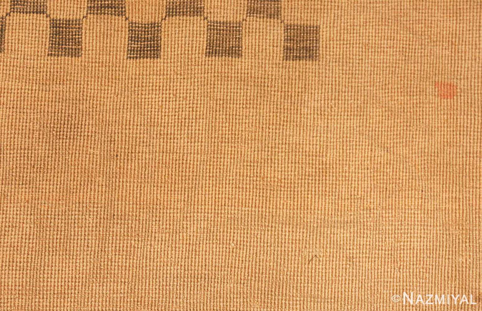 fine turkish antique rug 2744 weave Nazmiyal