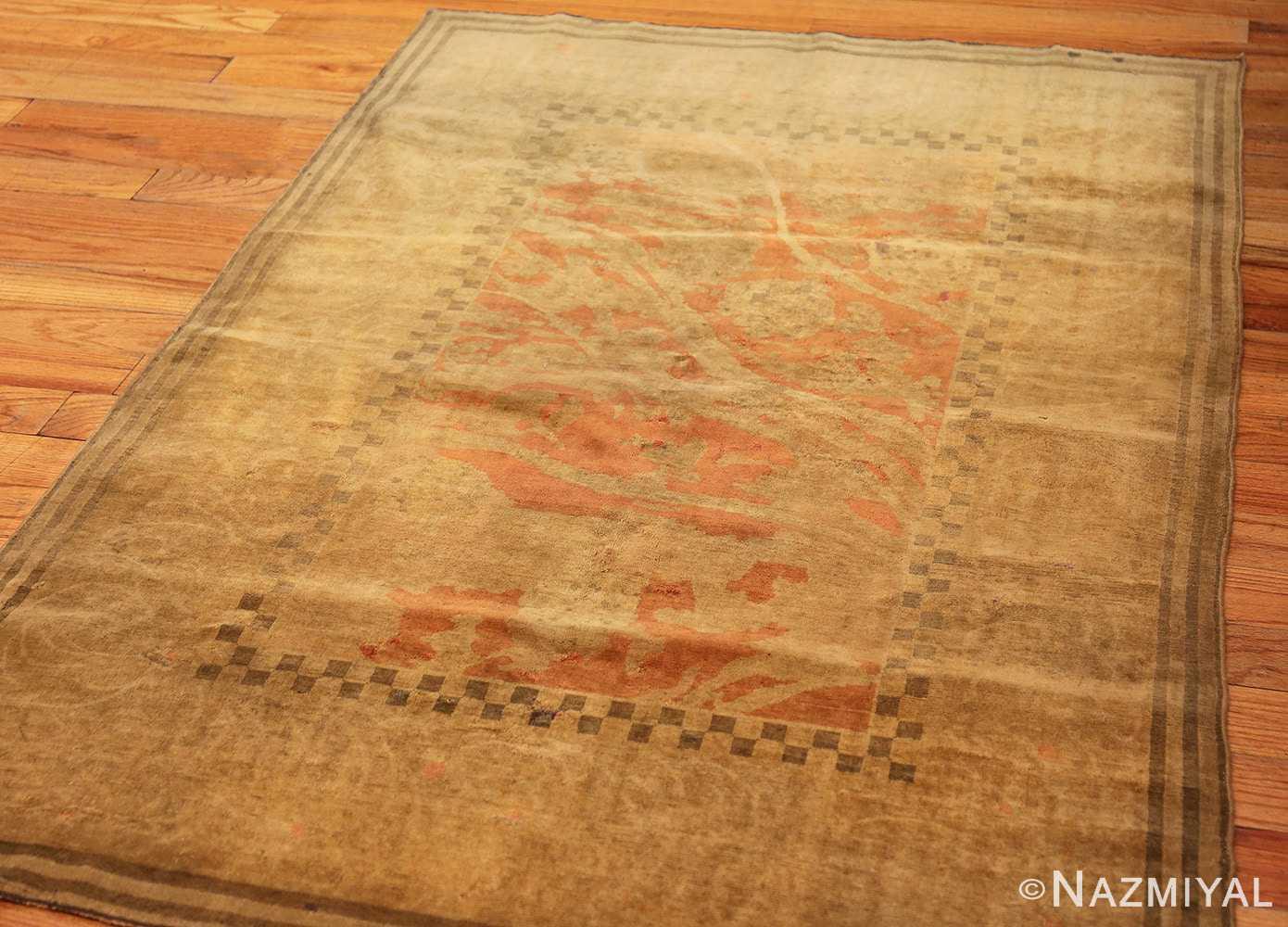 fine turkish antique rug 2744 whole Nazmiyal