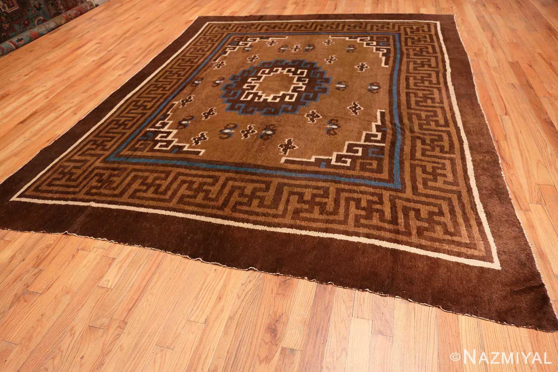 Mongolian Rug 90 x 150cm - Charcoal | Home Decor | Rugs - B&M |Mongol Rug