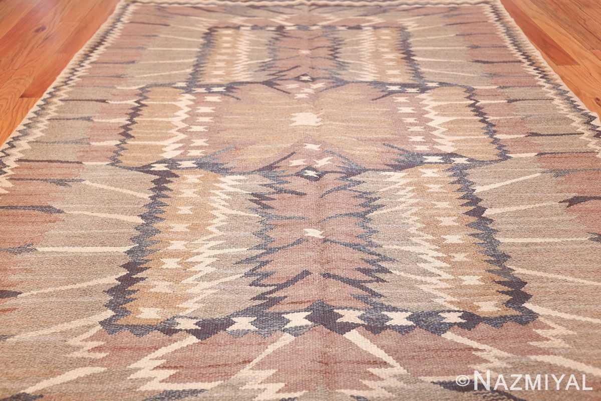 vintage marta maas fjetterstrom swedish rug 45513 field Nazmiyal