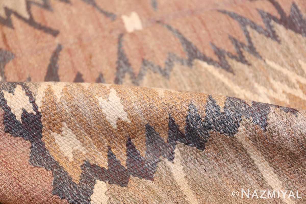 vintage marta maas fjetterstrom swedish rug 45513 pile Nazmiyal