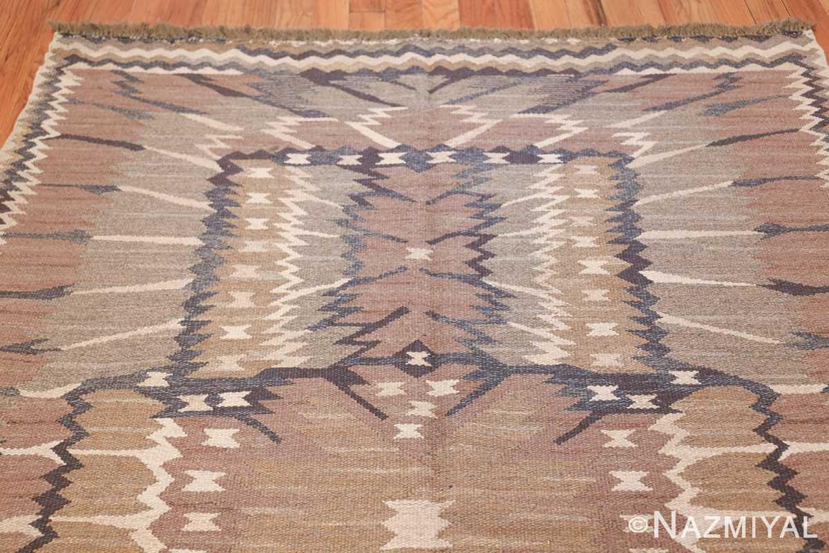vintage marta maas fjetterstrom swedish rug 45513 top Nazmiyal
